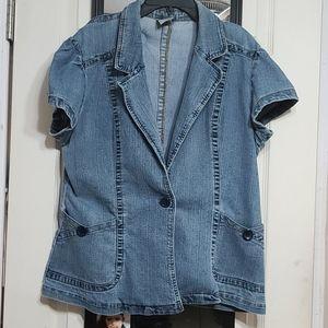 Tops - Bluejean blazer